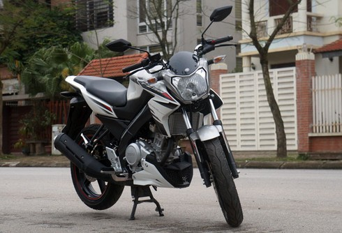 Trải nghiệm xế nổ thể thao Yamaha FZ150i - ảnh 6