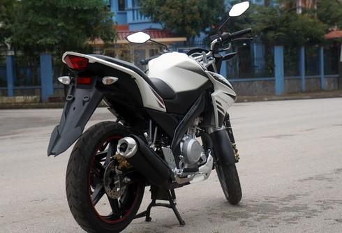 Trải nghiệm xế nổ thể thao Yamaha FZ150i - ảnh 8