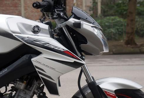 Trải nghiệm xế nổ thể thao Yamaha FZ150i - ảnh 9