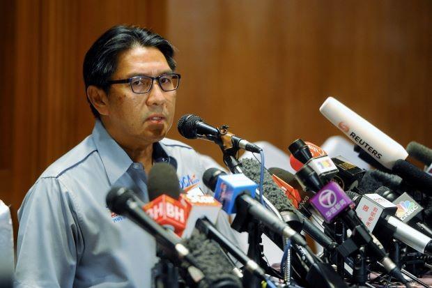 TRỰC TIẾP: Máy bay Malaysia vẫn mất tích bí ẩn - ảnh 12