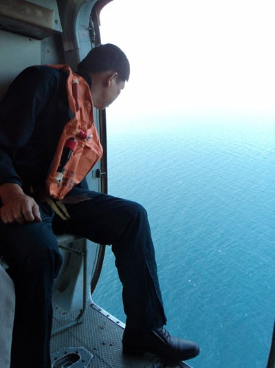 TRỰC TIẾP: Máy bay Malaysia vẫn mất tích bí ẩn - ảnh 5
