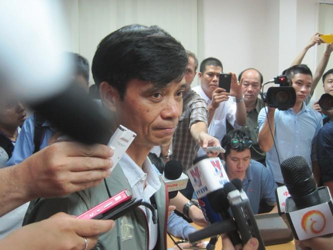 TRỰC TIẾP: Máy bay Malaysia vẫn mất tích bí ẩn - ảnh 4