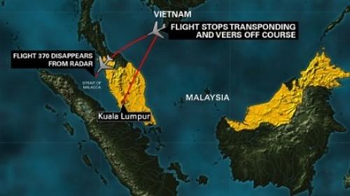 Tìm thấy Boeing 777 mất tích ở eo biển Malacca - ảnh 11
