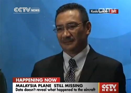 Tìm thấy Boeing 777 mất tích ở eo biển Malacca - ảnh 6