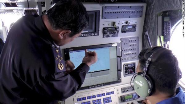 Tìm thấy Boeing 777 mất tích ở eo biển Malacca - ảnh 4