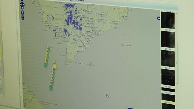 Tìm thấy Boeing 777 mất tích ở eo biển Malacca - ảnh 9