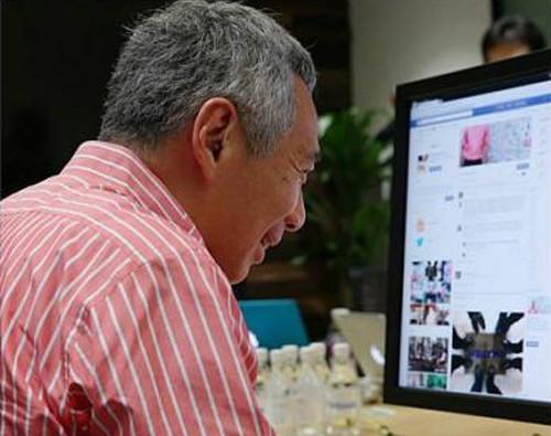 Thủ tướng Singapore 'trả lời chất vấn' người dân qua Facebook - ảnh 1