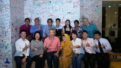 Thủ tướng Singapore 'trả lời chất vấn' người dân qua Facebook - ảnh 3
