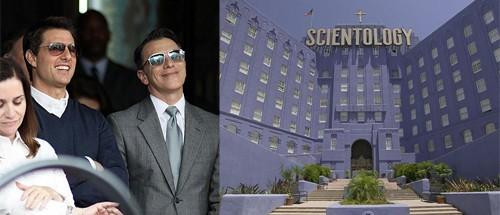 Tom Cruise bị phơi bày bê bối trong phim tài liệu - ảnh 1
