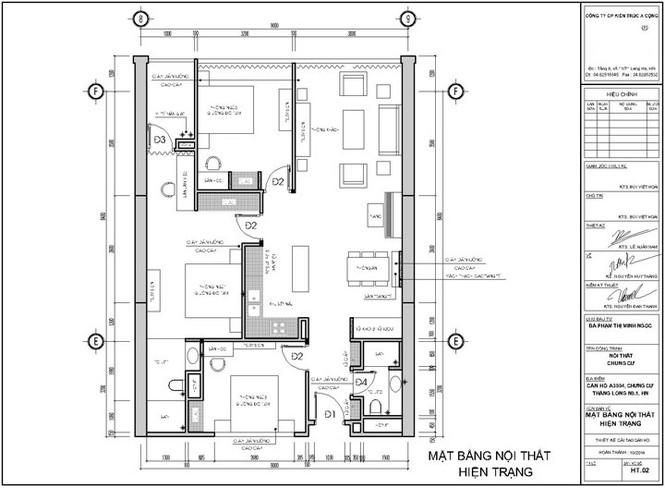Căn hộ hơn 110m2 thiết kế tiền phòng 'gắn' tủ âm tường - ảnh 8