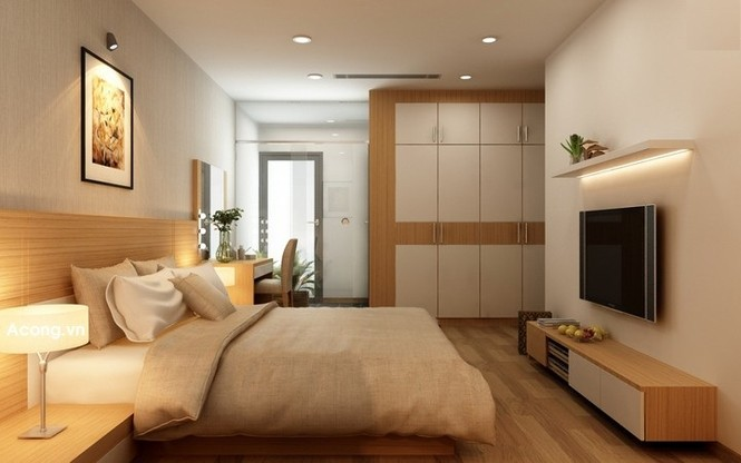 Căn hộ hơn 110m2 thiết kế tiền phòng 'gắn' tủ âm tường - ảnh 11