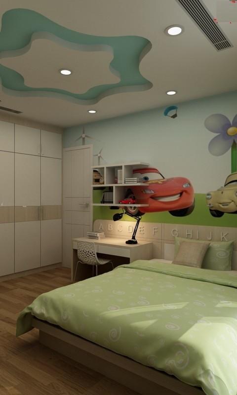 Căn hộ hơn 110m2 thiết kế tiền phòng 'gắn' tủ âm tường - ảnh 21