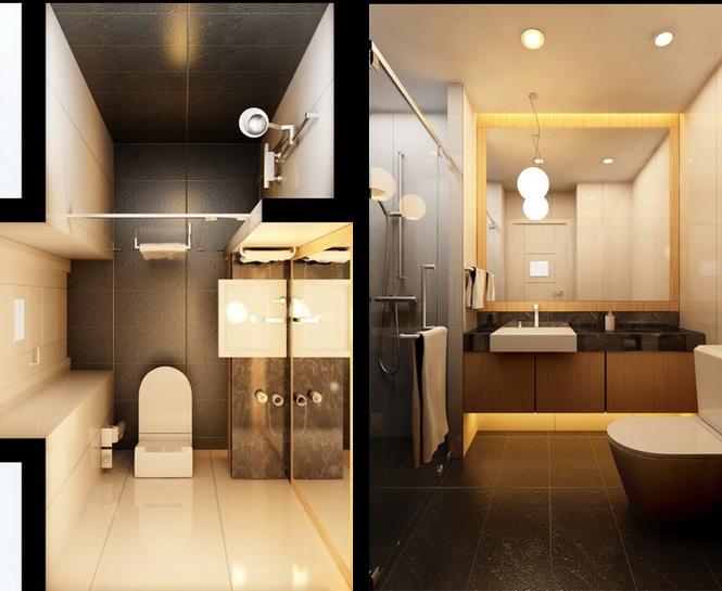 Căn hộ hơn 110m2 thiết kế tiền phòng 'gắn' tủ âm tường - ảnh 18