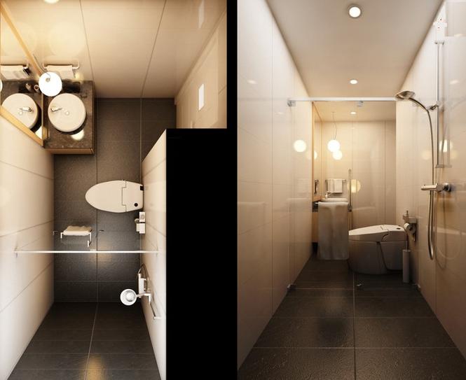 Căn hộ hơn 110m2 thiết kế tiền phòng 'gắn' tủ âm tường - ảnh 17