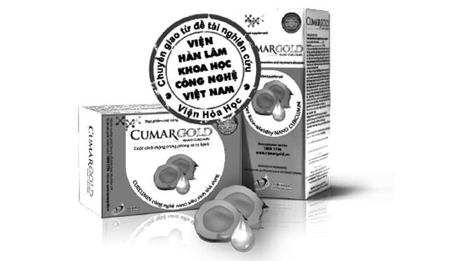 Nano Curcumin chọn đúng loại, mới hiệu quả - ảnh 1