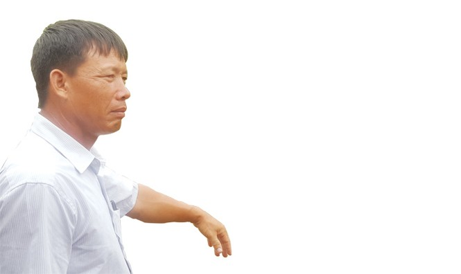 Từ nông dân tới Doanh nhân Ðoàn Văn Vươn - ảnh 1