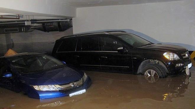 TPHCM: Mưa là ngập 'ám' bất động sản - ảnh 1