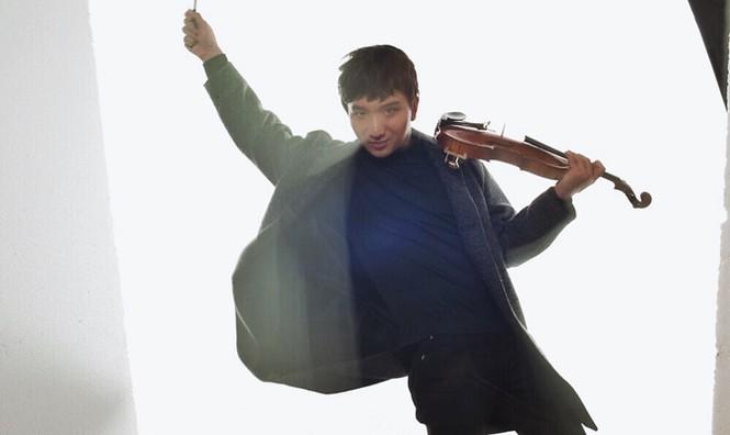 Hoàng Rob: Tay ngang violin may mắn - ảnh 2