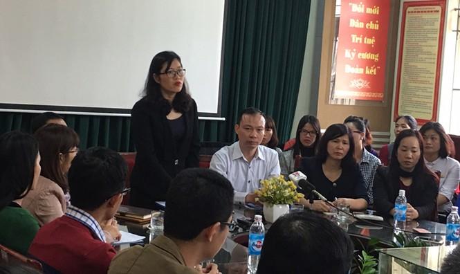 Vụ Nam Trung Yên: Giáo viên rớt nước mắt vì tai tiếng nhà trường - ảnh 1