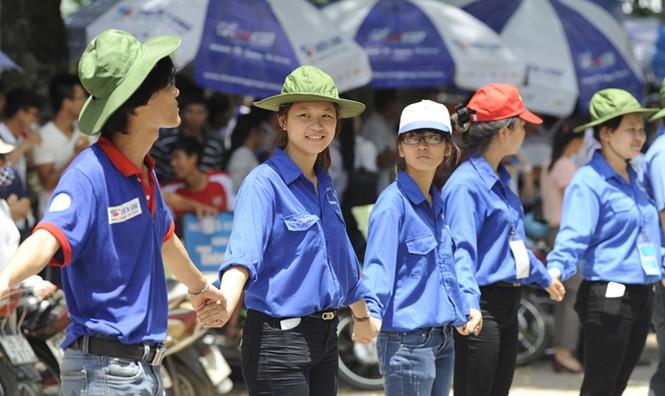 Chiến dịch Thanh niên tình nguyện hè 2017: Chung tay xây dựng nông thôn mới - ảnh 1