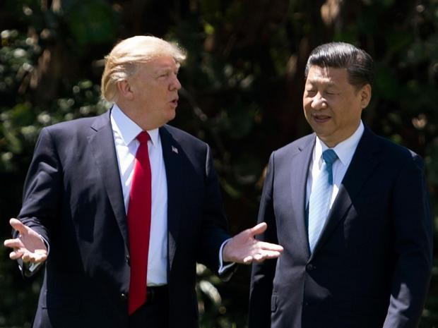 Chuyến thăm Trung Quốc của vợ chồng con gái ông Trump bị hủy? - ảnh 1