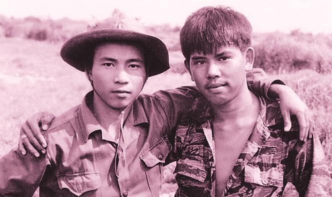 Cuộc gặp người lính Sài Gòn trong bức ảnh 'Hai người lính'-Kỳ 2: Cái kết đẹp - ảnh 1