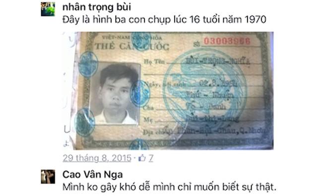 Cuộc gặp người lính Sài Gòn trong bức ảnh 'Hai người lính'-Kỳ 2: Cái kết đẹp - ảnh 3