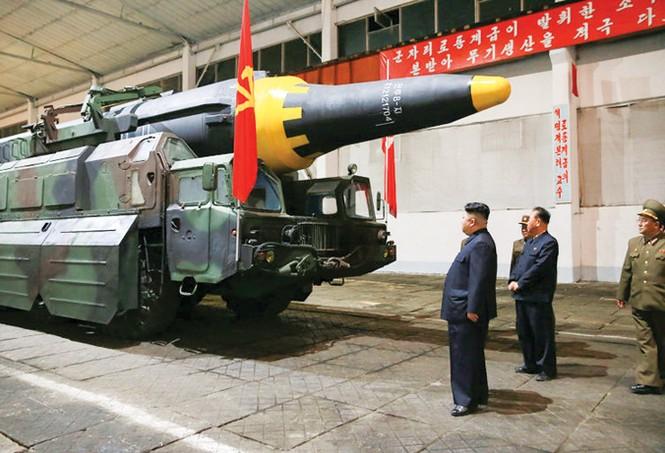 Mỹ loay hoay tìm kiếm lệnh trừng phạt mới đối với Triều Tiên - ảnh 5