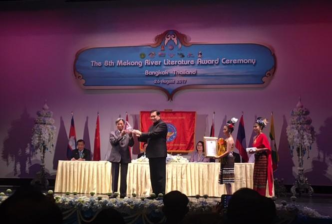 Chuyện phiếm về giải Mekong - ảnh 1