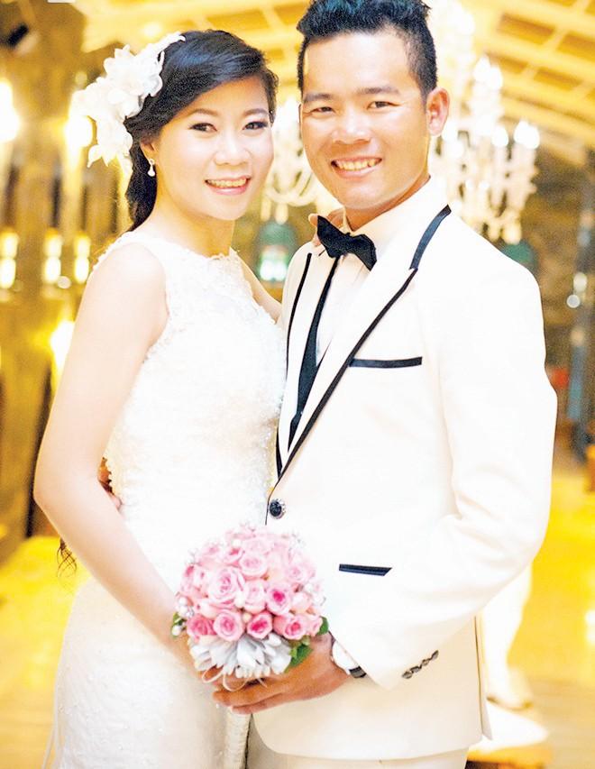 Cuối năm rộn ràng mùa cưới của làng thể thao Việt - ảnh 1