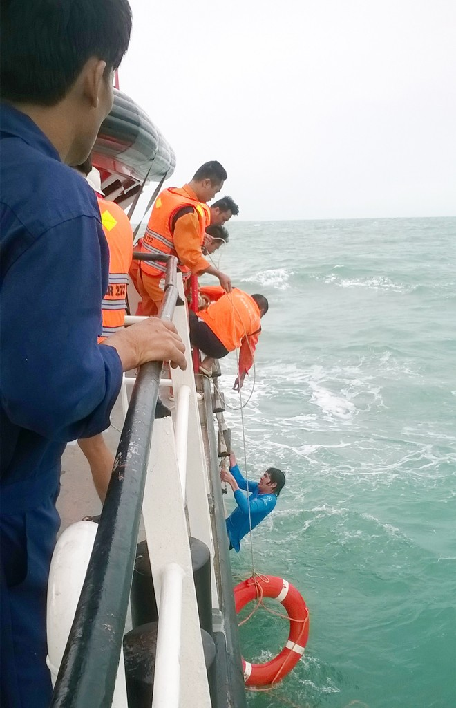 Niềm tin cho những chuyến hải trình - ảnh 2
