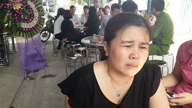 Vụ nữ sinh tử vong: 'Con tôi ra đi khi chưa kịp ăn chiều' - ảnh 1