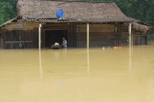 Báo Tiền Phong kêu gọi ủng hộ đồng bào bị lũ lụt - ảnh 3