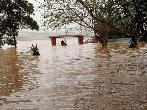 Báo Tiền Phong kêu gọi ủng hộ đồng bào bị lũ lụt - ảnh 2
