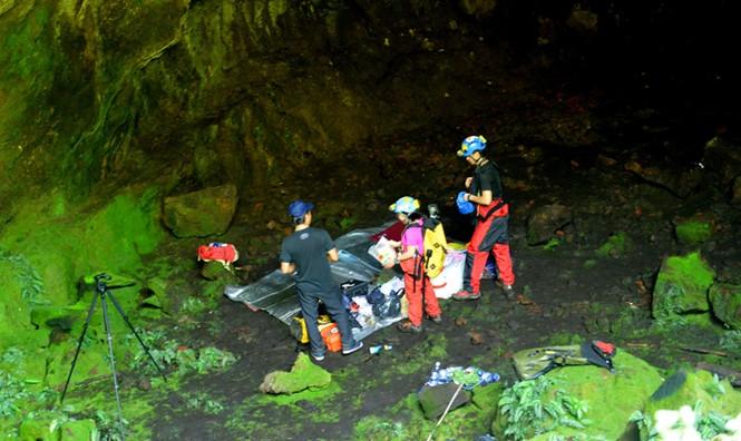 Vào hang động núi lửa Krông Nô - ảnh 1