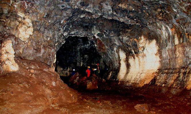 Vào hang động núi lửa Krông Nô - ảnh 2