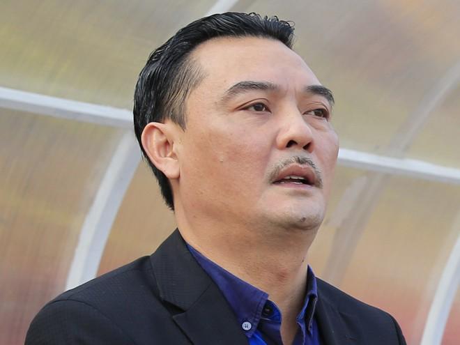 HLV Phan Thanh Hùng: Than Quảng Ninh đã tận dụng tốt cơ hội - ảnh 1