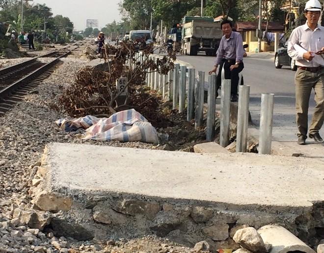Tai nạn đường sắt tăng cao: Vẫn bùng nhùng trách nhiệm - ảnh 1