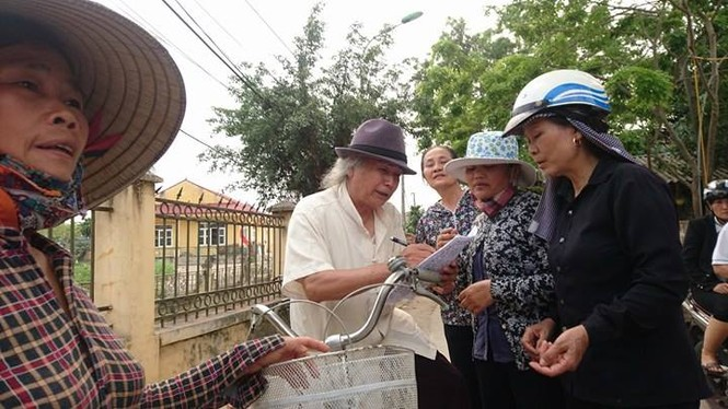 Có thể sáng mai Chủ tịch Hà Nội sẽ đối thoại với người dân Đồng Tâm - ảnh 1