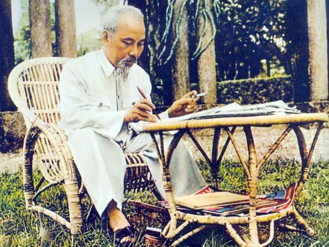 Di chúc của Chủ tịch Hồ Chí Minh - một Báu vật Quốc gia  - ảnh 1
