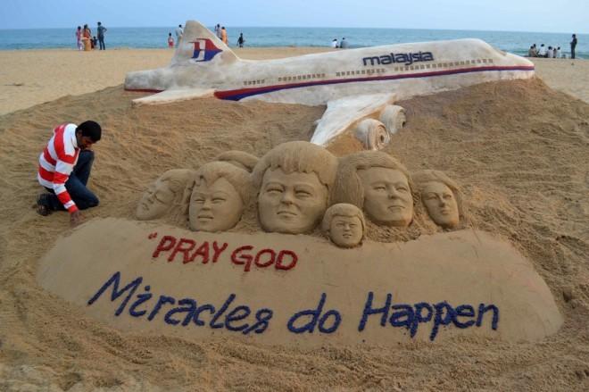 Tìm thấy Boeing 777 mất tích ở eo biển Malacca - ảnh 13
