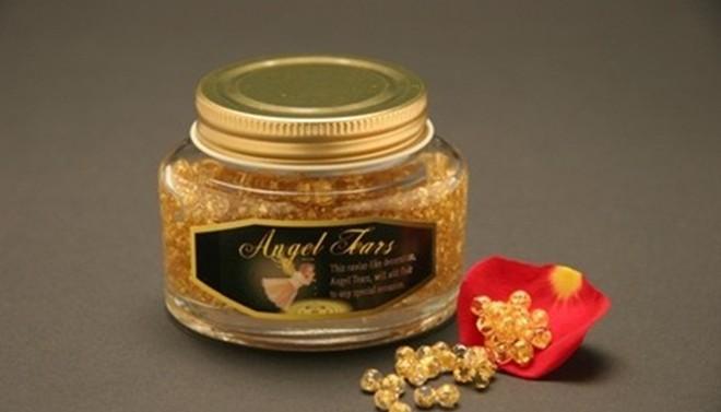 Những món ăn làm từ vàng nguyên chất giá ngàn đô - ảnh 1