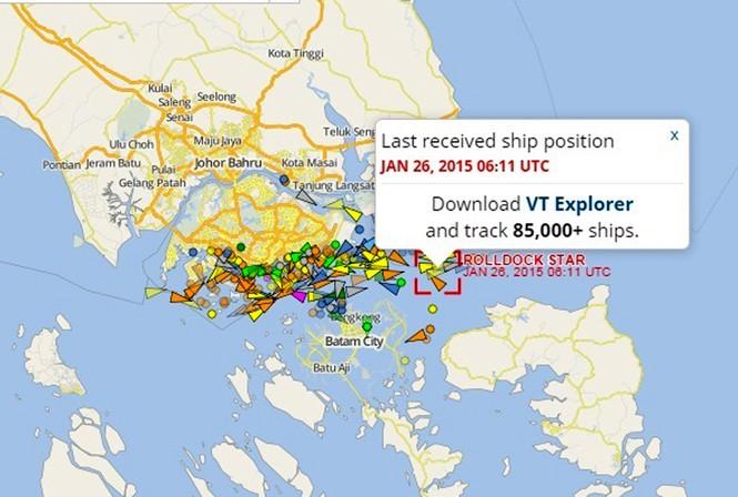 Chiều nay, tàu ngầm Hải Phòng về đến Cam Ranh - ảnh 2