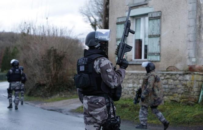 [CẬN CẢNH] Đặc nhiệm Pháp săn lùng kẻ thảm sát tòa báo ở Paris - ảnh 11