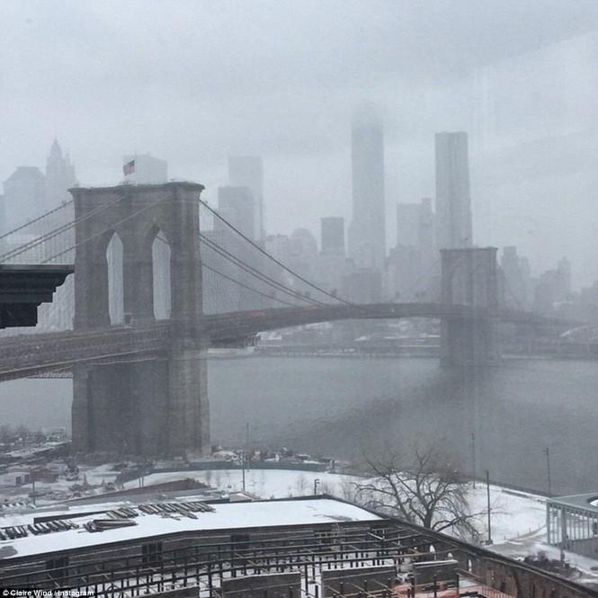 """[ẢNH] Mỹ đối phó với trận bão tuyết """"khủng khiếp nhất lịch sử"""" - ảnh 13"""
