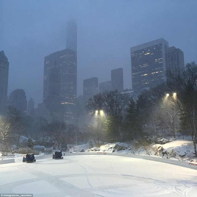 """[ẢNH] Mỹ đối phó với trận bão tuyết """"khủng khiếp nhất lịch sử"""" - ảnh 16"""