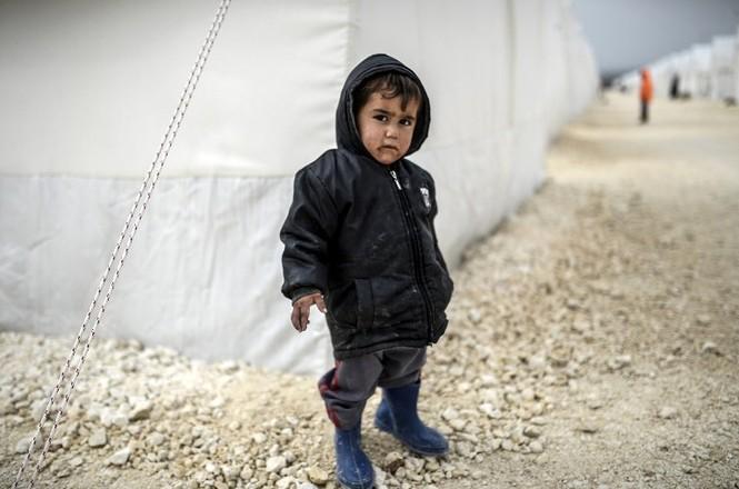 [ẢNH] Cuộc sống người Kurd trong trại tị nạn ở Thổ Nhĩ Kỳ - ảnh 8