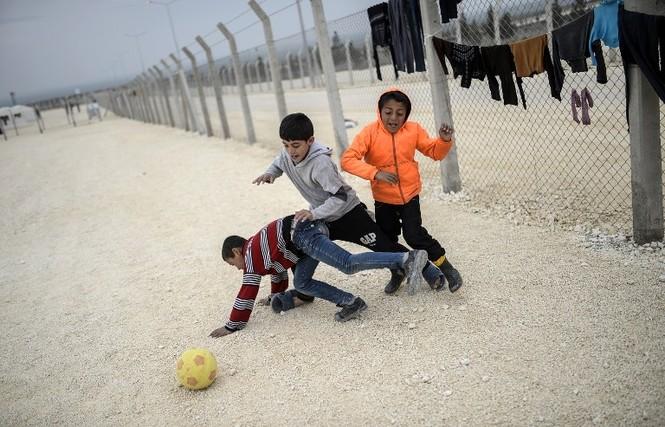[ẢNH] Cuộc sống người Kurd trong trại tị nạn ở Thổ Nhĩ Kỳ - ảnh 12