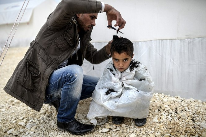 [ẢNH] Cuộc sống người Kurd trong trại tị nạn ở Thổ Nhĩ Kỳ - ảnh 2