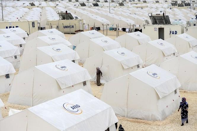 [ẢNH] Cuộc sống người Kurd trong trại tị nạn ở Thổ Nhĩ Kỳ - ảnh 3